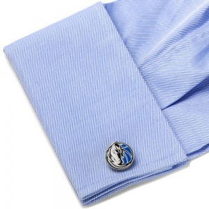 Dallas Mavericks Cufflinks