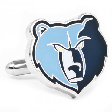 memphis grizzlies nba cufflinks