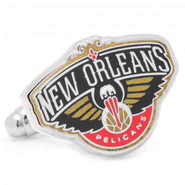 new-orleans pelicans nba cufflinks