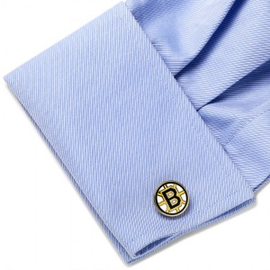 Boston Bruins Cufflinks