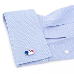 MLB Logo Cufflinks