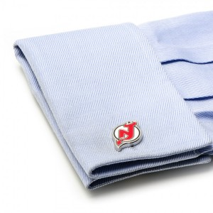 Palladium New Jersey Devils Cufflinks