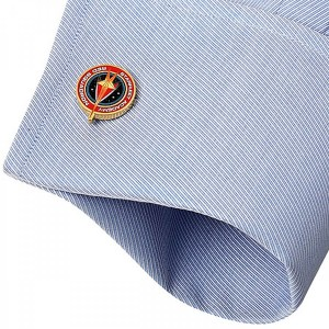 Star Trek Red Squadron Cufflinks