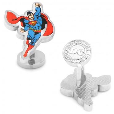 Flying Superman Cufflinks
