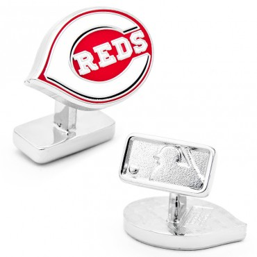Palladium Cincinnati Reds Cufflinks