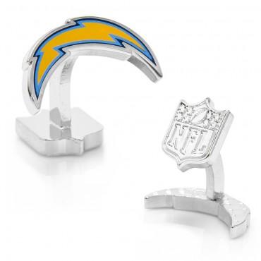San Diego Chargers Palladium  NFL Cufflinks
