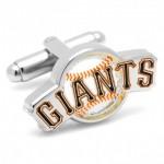 San Francisco Giants Baseball Cufflinks