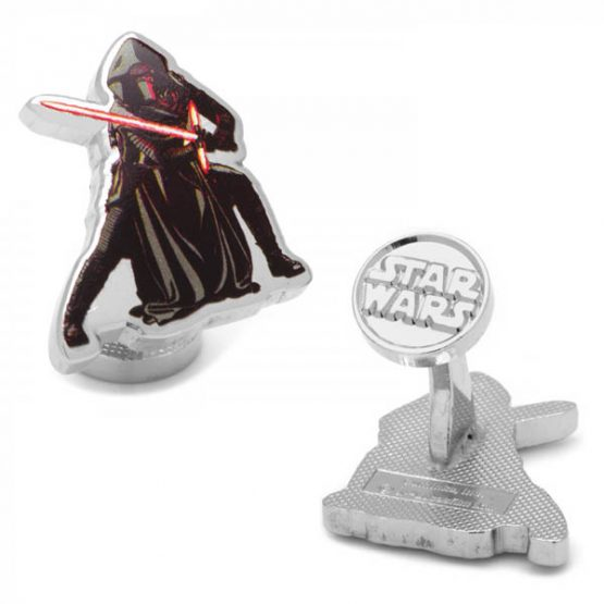 Kylo Ren Action Cufflinks