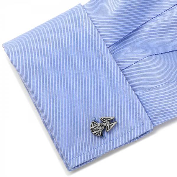 Tie Interceptor Cufflinks