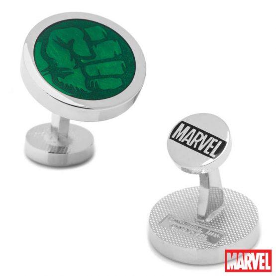 Hulk Fist Cufflinks