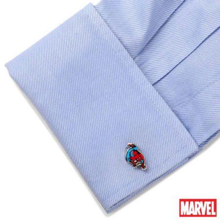 Spider-Man Action Cufflinks