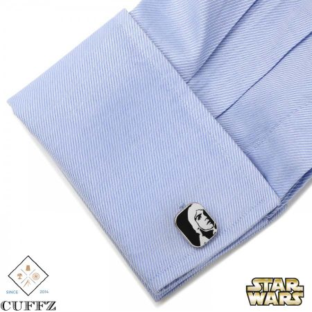 Luke and Darth Vader Cufflinks