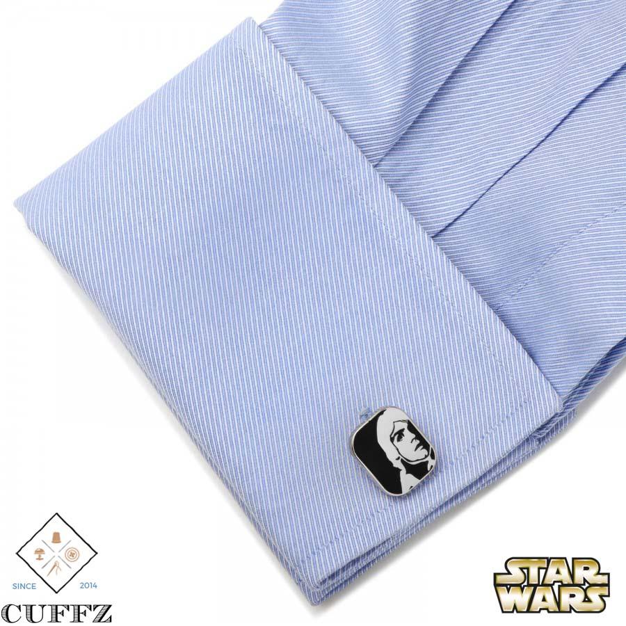 Luke and Darth Vader Cufflinks