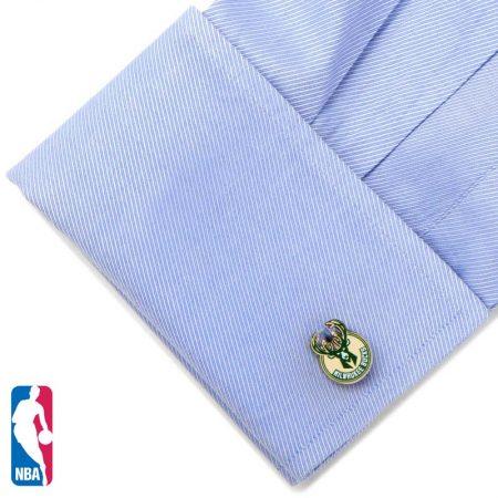 Milwaukee Bucks Cufflinks