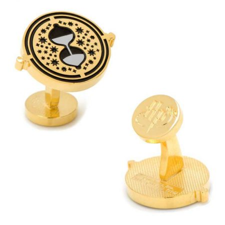 Hermione's Time Turner Cufflinks