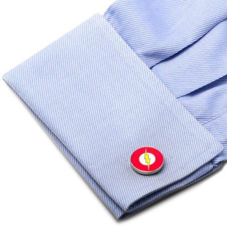 Flash Logo Cufflinks