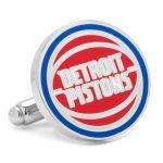 Detroit Pistons Cufflinks
