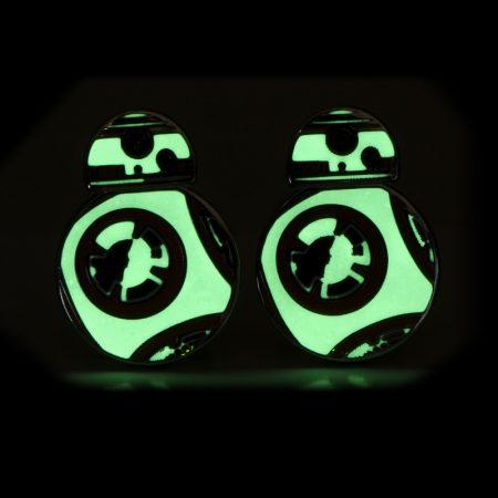 Glow BB-8 Cufflinks