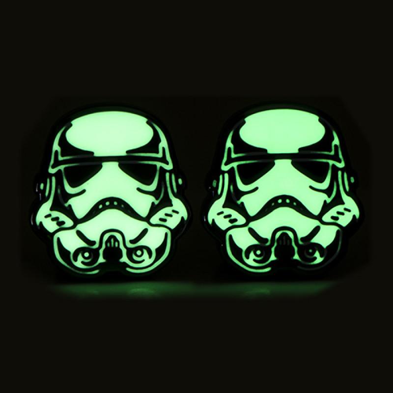 Glow Stormtrooper Cufflinks