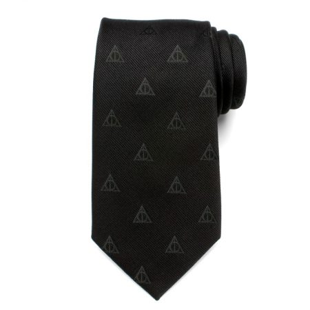 Deathly Hallows Tie