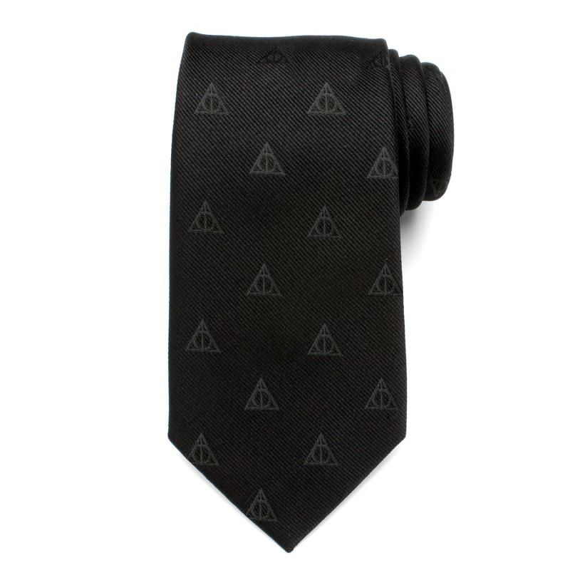 Deathly Hallows Tie