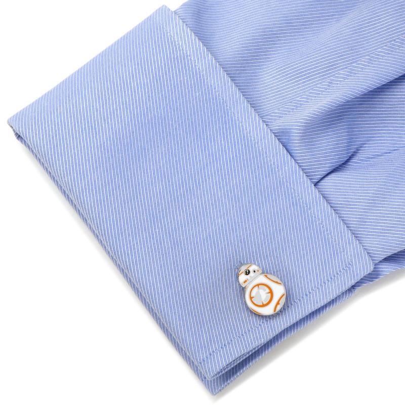 BB-8 Cufflinks and Tie Bar Gift Set
