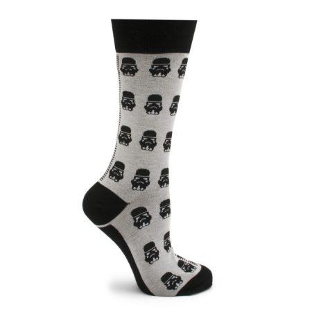 Darth Vader Stormtrooper Split Socks